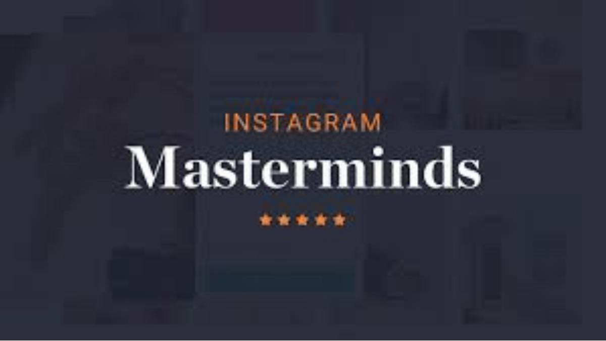 INSTAGRAM-MASTERMINDS