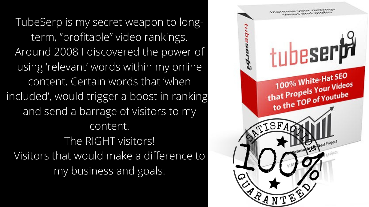 TubeSerp Review